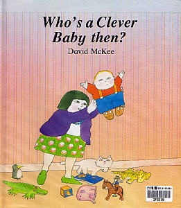 Who's a Clever Baby then?
