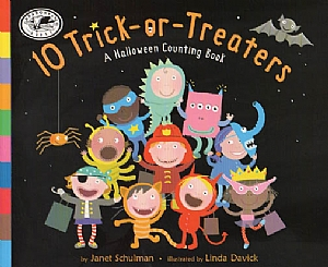 10 Trick or Treaters(HW)