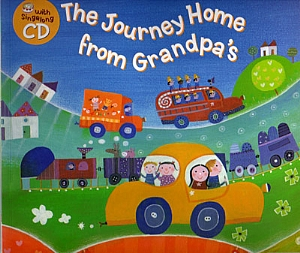 The Journey Home from Gardpa`s(音樂CD)