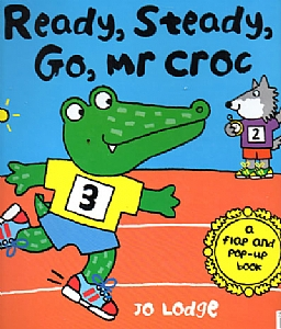操作書-Ready.Steady.Go.Mr croc